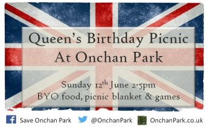 Queen's Birthday Picnic