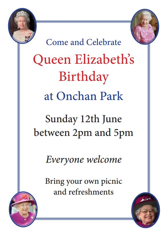 Queen's Birthday Picnic Classic poster